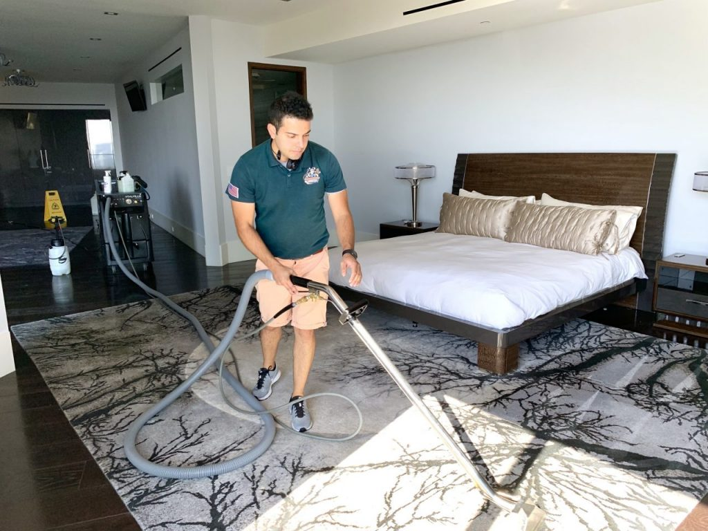 Tile and Grout Cleaning Cost in Upland County