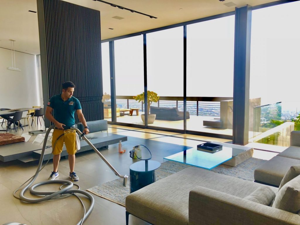 Upholstery Cleaning Near Me in Upland County